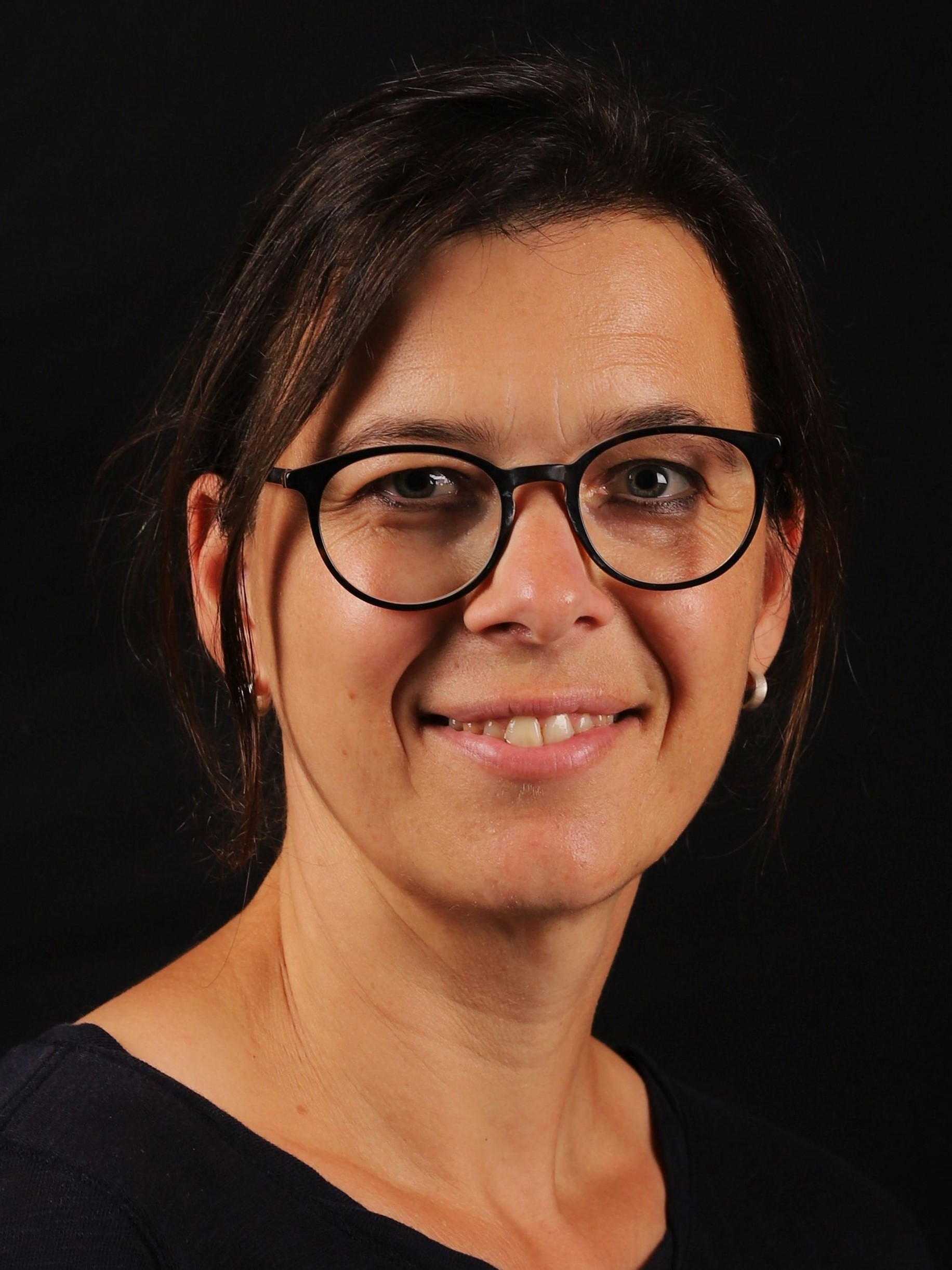 Foto: Portraitaufnahme von Frau Dr. Katharina Minst