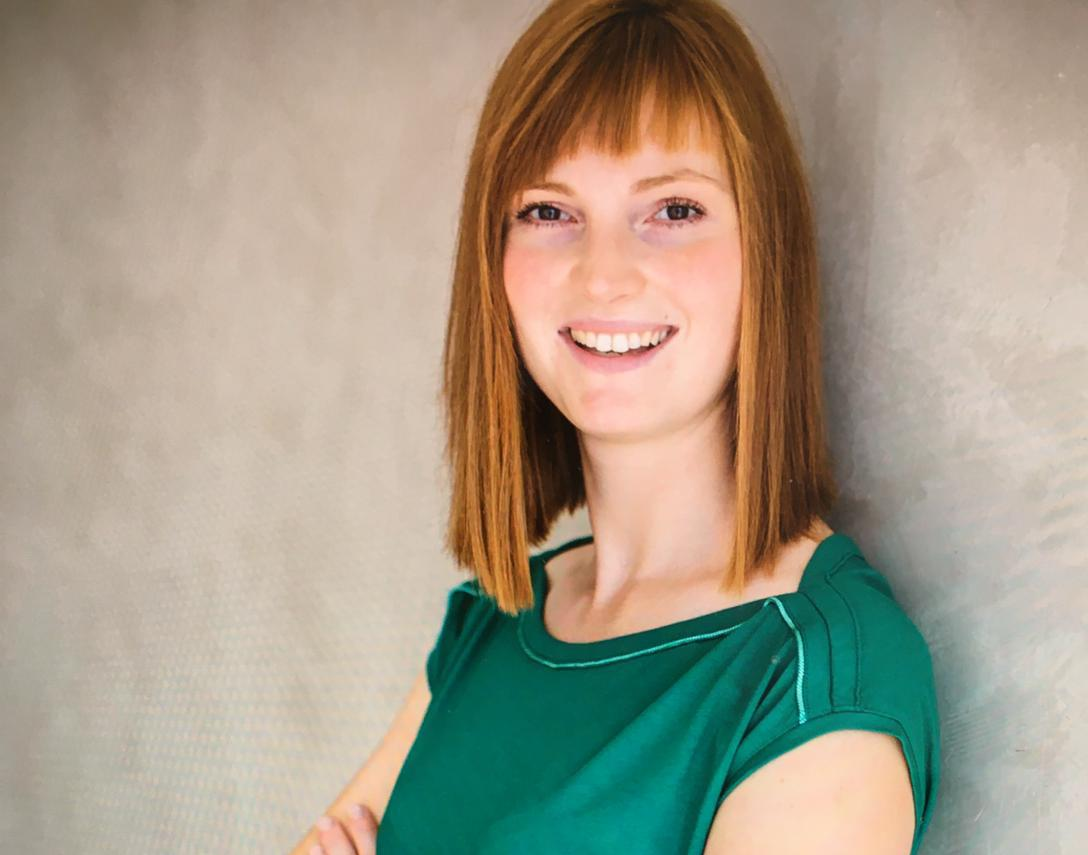 Foto: Portraitaufnahme von Frau Dr. Christin Jerke