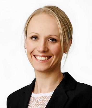 Foto: Portraitaufnahme von Frau Dr. Swaantje Wenzel